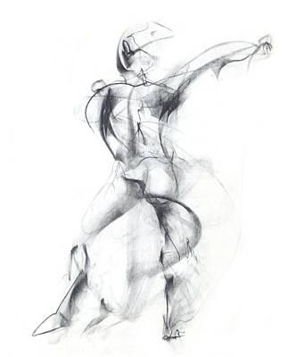 Wild Dancer Poster