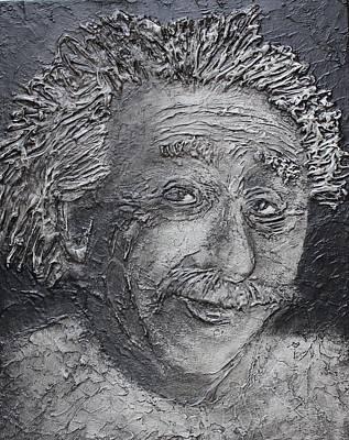 Wilder Einstein Poster