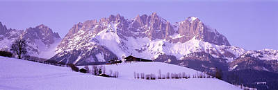 Wilder Kaiser Austrian Alps Poster