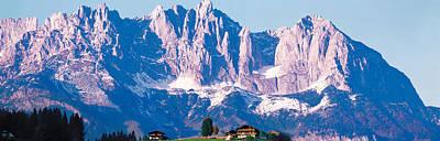 Wilder Kaiser Tirol Austria Poster by Panoramic Images