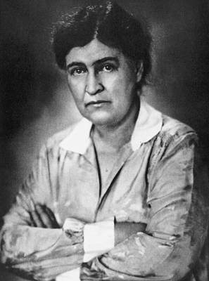 Willa Sibert Cather (1873-1947) Poster
