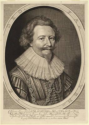 Willem Jacobsz Delff After Michiel Van Miereveld Dutch Poster by Quint Lox