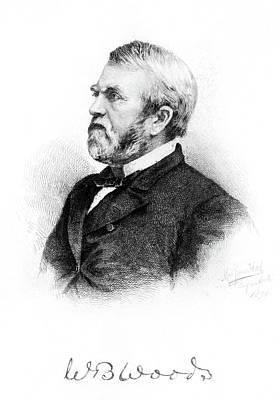 William Burnham Woods (1824-1887) Poster by Granger