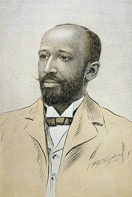 William E Poster by Granger