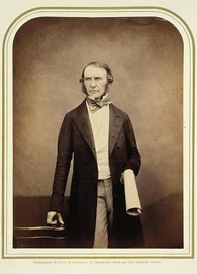 William Ewart Gladstone Poster by British Library