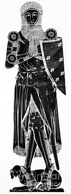 William Fitzralph D 1323 Poster