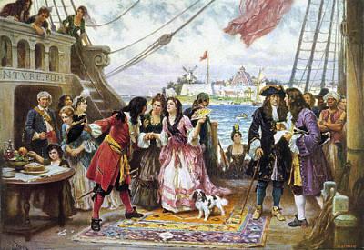 William Kidd (1645?-1701) Poster