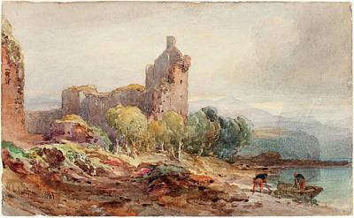 William Leighton Leitch, British 1804-1883 Poster
