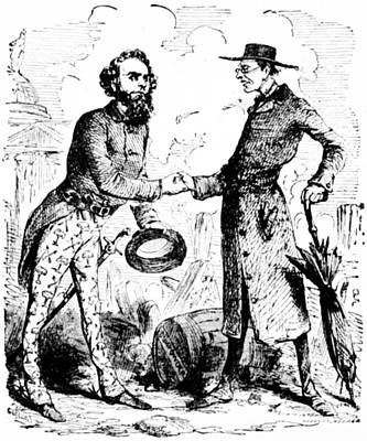 William Lloyd Garrison (1805-1879) Poster by Granger