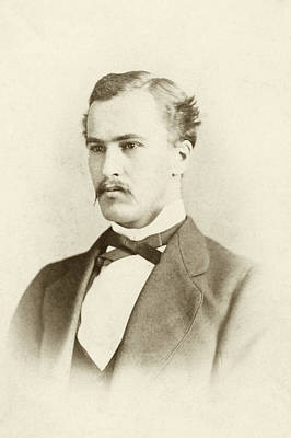 William Osler As A Medical Student Poster by National Library Of Medicine