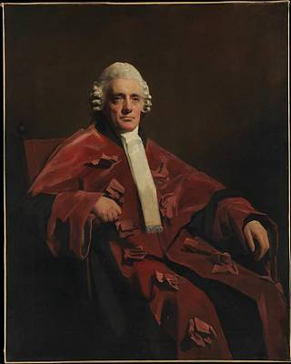 William Robertson 1753-1835, Lord Poster by Sir Henry Raeburn