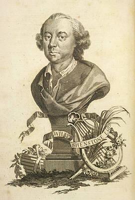 William Shenstone Poster