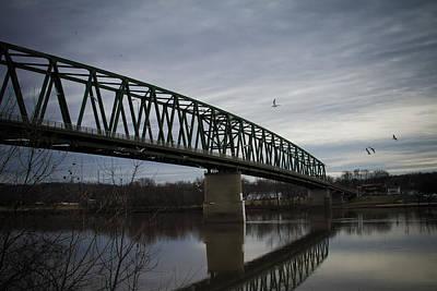 Williamstown Bridge Poster