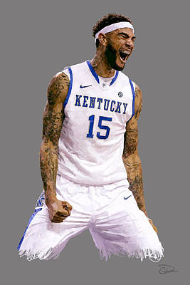 Willie Cauley-stein Poster