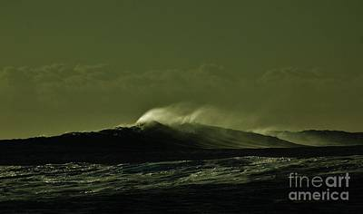 Wind And Waves Poster by Craig Wood