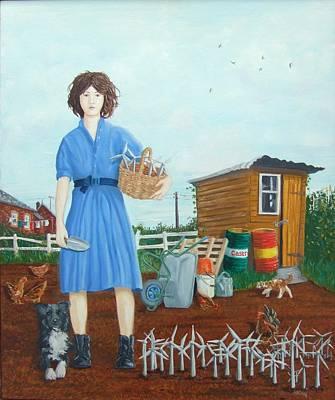 Wind Farmer Poster