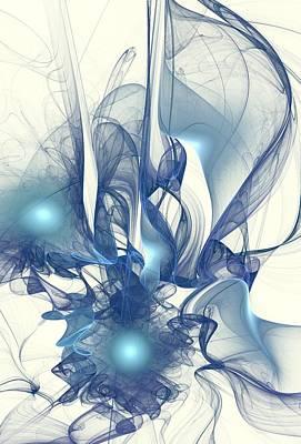 Wind In Sails Poster by Anastasiya Malakhova