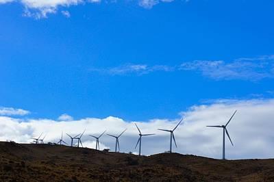 Wind Power Poster by Art Spectrum