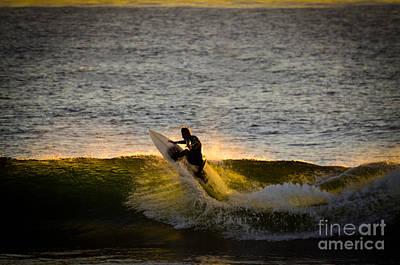 Windansea Surf  Poster by Kelly Wade