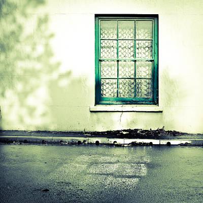 Window Poster by Tom Gowanlock