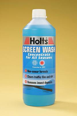 Windscreen Wash Poster