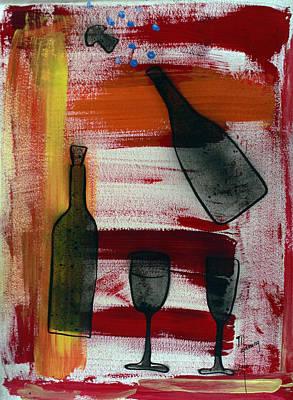 Wine - 1717 Poster
