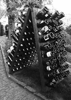 Wine Tasting In Prague Poster