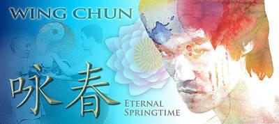 Wing Chun Eternal Springtime Poster
