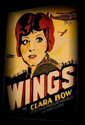 Wings Of Yesterday Poster by Karol Livote