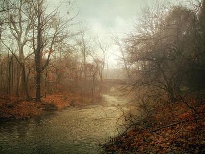 Winter Mist Poster by Jessica Jenney