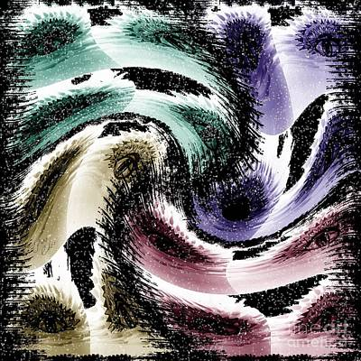 Winter Night Winds Poster