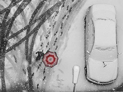 Winter Passengers Poster