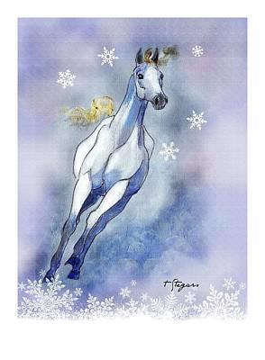 Winter Skye Poster