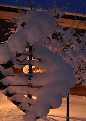 Winter Whirligig Poster