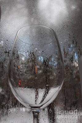 Winter Wine Poster