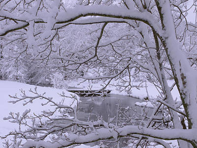 Winter Wonderland 2 Poster by Mike McGlothlen