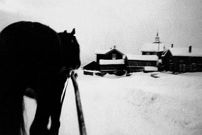 Winterland Norway  C# 49 Poster