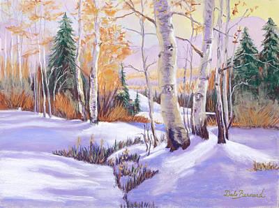 Winterscape Poster
