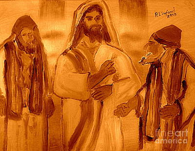 Woe Unto Ye Scribes And Pharisees Hypocrites 2 Poster