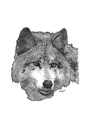 Wolf 1 Poster