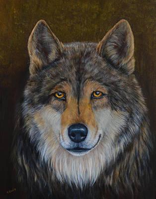 Wolf Alpha Poster