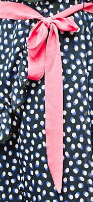 Woman's Dress Poster by Tom Gowanlock