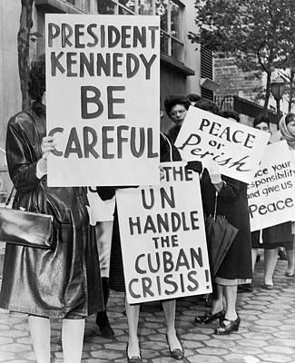 Women Strike For Peace Poster