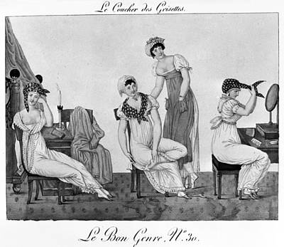 Women's Fashion, 1807 Poster by Granger