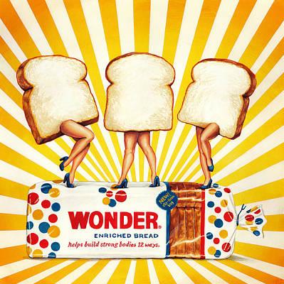 Wonder Women Poster by Kelly Gilleran