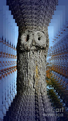 Woo Tree Poster