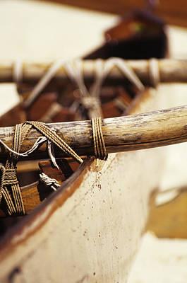 Wooden Aku Poster by Joss - Printscapes