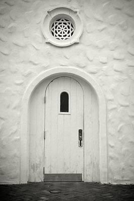 Wooden Door Poster by Rudy Umans