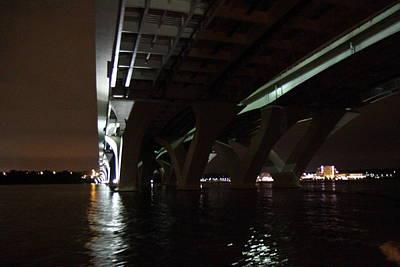 Woodrow Wilson Bridge - Washington Dc - 011334 Poster