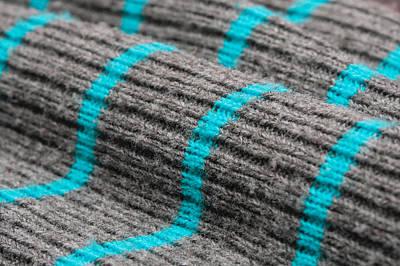 Wool Material Poster